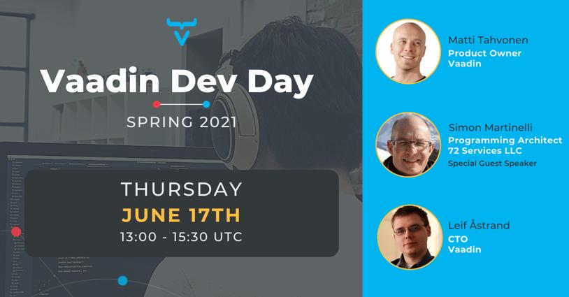 Dev Day Reg page spring 2021-4